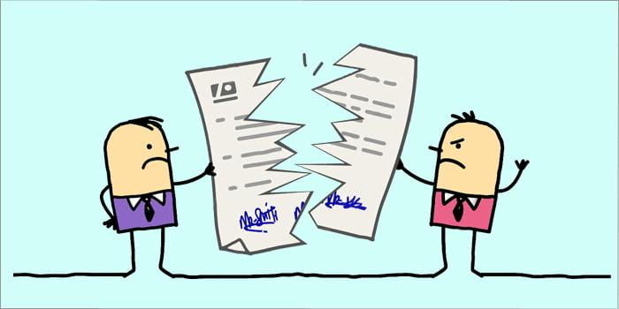 Hvordan skrive en oppsigelse